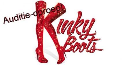 Auditie-oproep: musical Kinky Boots zoekt jongens (7 -12 jaar)