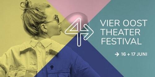 Morgen start van Vier Oost Theater Festival