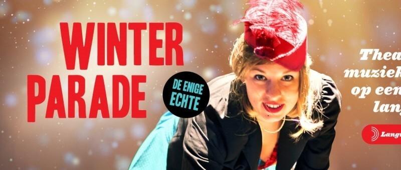 De Parade klaagt De Amsterdamse Winterparade aan