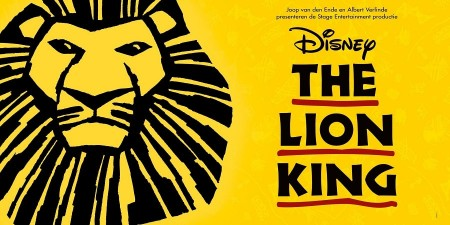 Opening musical The Lion King live op tv