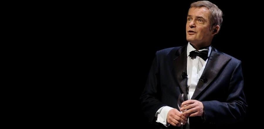 Herman Finkers benoemd tot ereburger van Overijssel