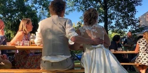 Cabaretier Jasper van Kuijk stapt in huwelijksbootje