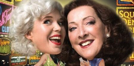 Luca en Reidinga schitteren in musical In de ban van Broadway