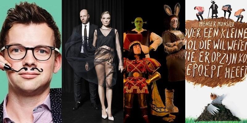 Last Minute Theater Tips - Week 16