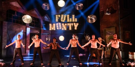 The Full Monty in premiere gegaan