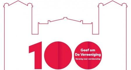 Gratis optredens tijdens 100 jaar Vereeniging Nijmegen