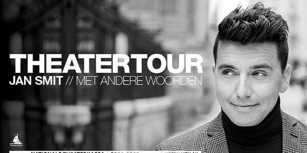 Jan Smit komt binnenkort met nieuw album
