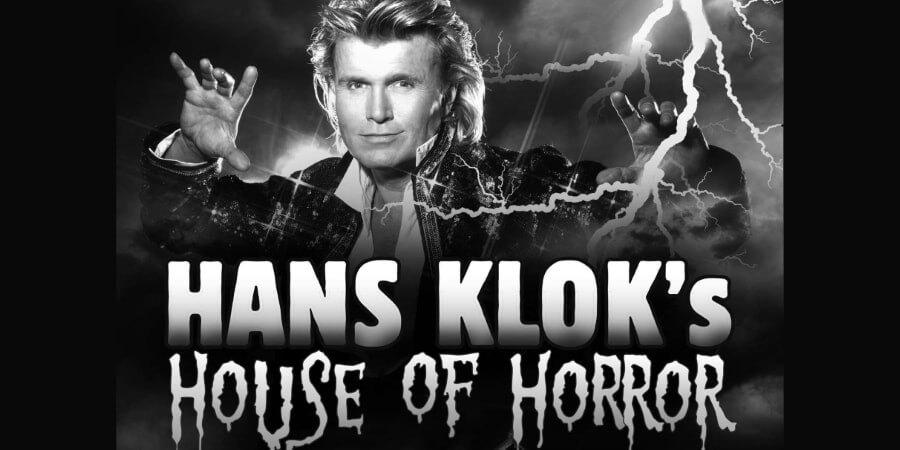 De eerste beelden van horrorshow Hans Klok