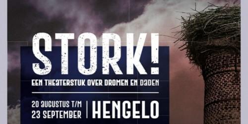 Theaterspektakel Stork! zoekt kinderen met bijzonder talent