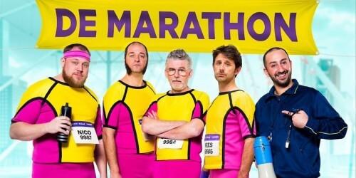 John Buijsman vond De Marathon 'echt zalig'