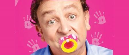 Jon van Eerd let op de kleintjes in zijn nieuwe show!