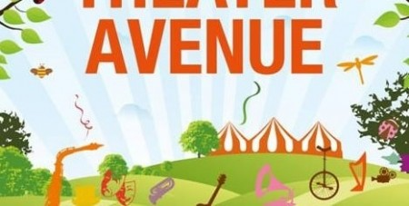 Sonsbeek Theater Avenue 2016 in Arnhem