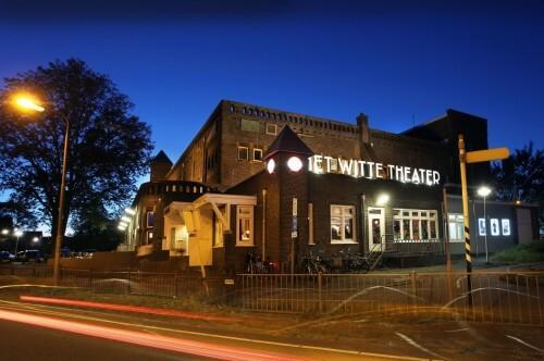 Witte Theater IJmuiden in de verkoop