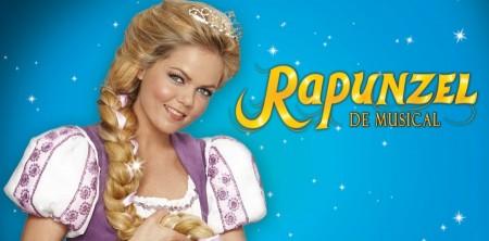 100.000e bezoeker voor Rapunzel de Musical!