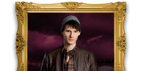 Terence van der Loo speelt lover in musical The Addams Family