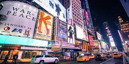 Broadway gaat pas weer open in 2021