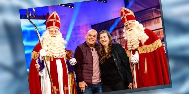 Paul de Leeuw scoort grote kijkcijferhit met 'echte Sint'