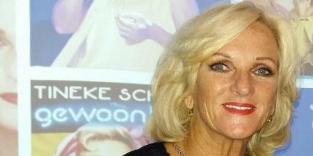 """Tineke Schouten: """"Ik blijf gewoon doorgaan"""""""