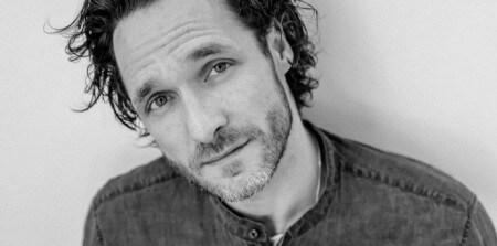 Javier Guzman in therapie op tv