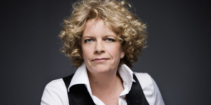 Brigitte Kaandorp terug met nieuwe show