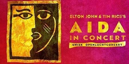 Tony Neef ook een hoofdrol in Aida in Concert