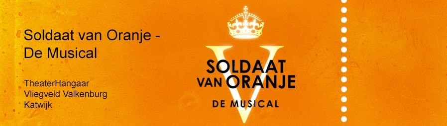 Musical Soldaat van Oranje heeft jullie hulp nodig!