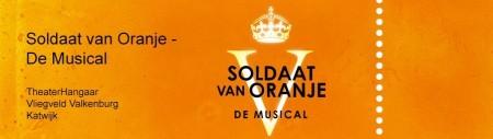 Musical Soldaat van Oranje ontvangt twee miljoen bezoekers