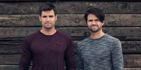 Nick en Simon blijven grote shows spannend vinden