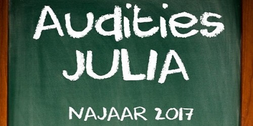 Auditie-oproep: speel mee in de musical-film Julia