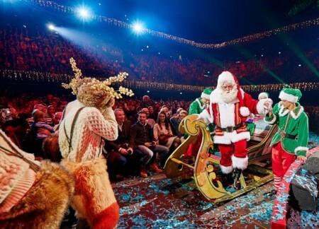 Buddy Vedder speelt de prins in The Christmas Show