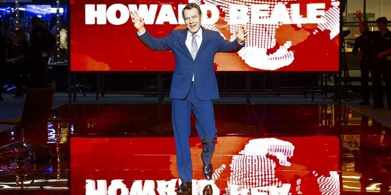 Ivo van Hove's Network gaat naar Broadway