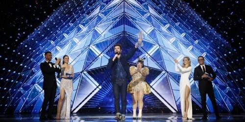 Duncan Laurence wint het Eurovisie Songfestival