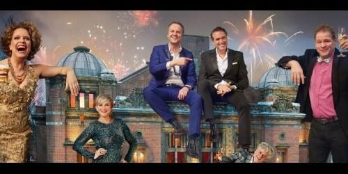 Bonte feestweek voor 100-jarige Stadsschouwburg Haarlem