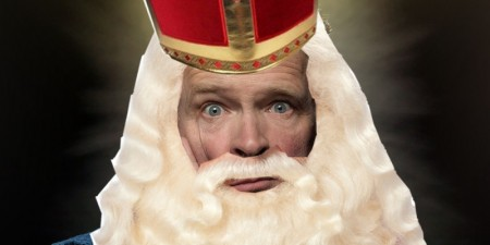 Erik van Muiswinkel wordt nieuwe Goedheiligman