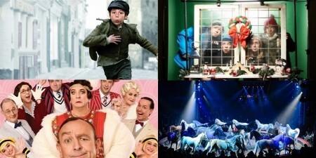 Theater in de kerstvakantie