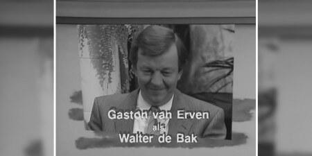 Gaston van Erven (75) is plotseling overleden