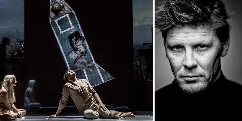 Gijs Naber krijgt hoofdrol in Bowie-musical Lazarus