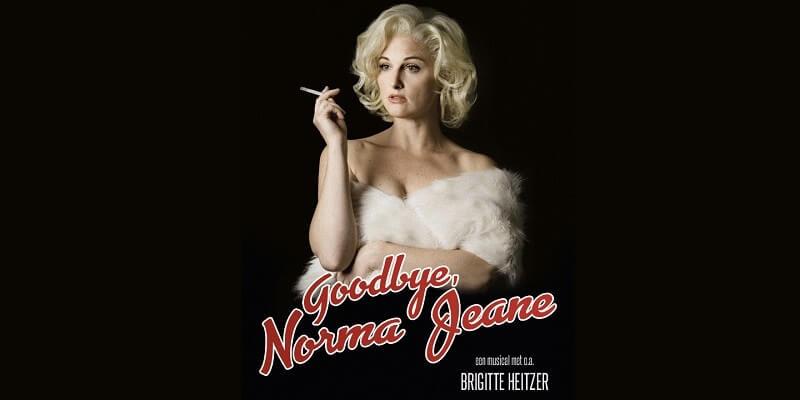 Soy Kroon in Marilyn Monroe musical Goobye, Norma Jeane