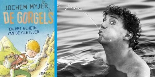 Jochem Myjer wint Publieksprijs Nederlandse Kinderjury