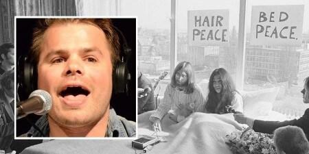 50 jaar na Bed Peace: Roel van Velzen bij muzikale ode aan John & Yoko