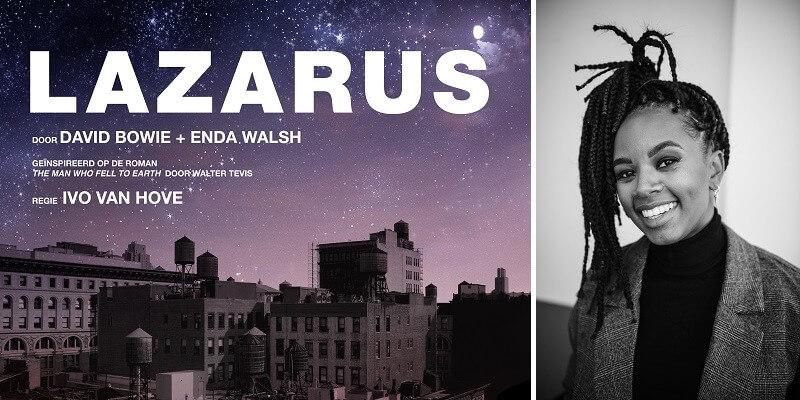 Lazarus: Shary-An Nivillac speelt derde hoofdrol
