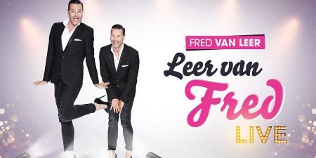 Fred van Leer 'breekt' na verrassing
