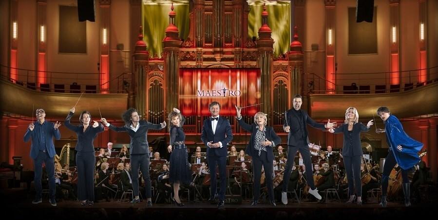 Jörgen Raymann en Stefano Keizers doen mee aan Maestro