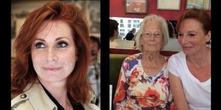 Marian Mudder verliest moeder