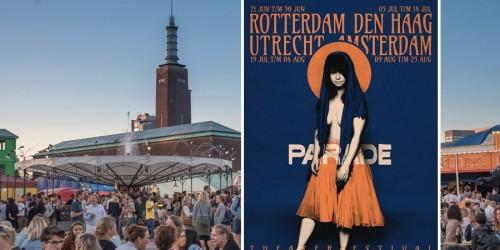 De Parade is weer begonnen (en staat nu in Rotterdam)