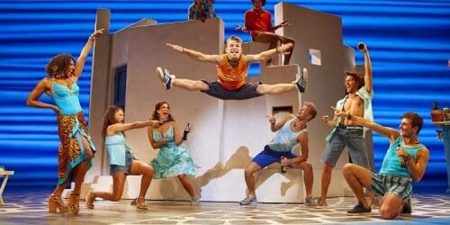 Mamma Mia! - Stage Entertainment (musical)