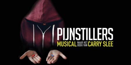 Carry Slee-bestseller Pijnstillers wordt ook een musical