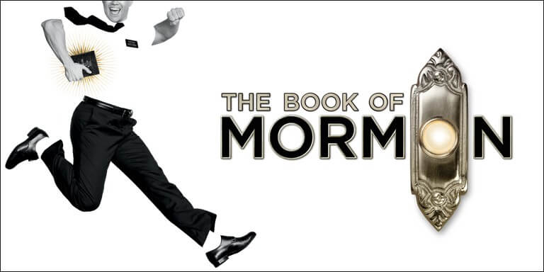 Cast The Book of Mormon bekend