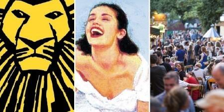 Theatertips: The Lion King, Mamma Mia en De Parade in Utrecht!