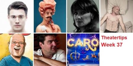 Theatertips voor week 37: Dorian, Paul de Leeuw en meer!